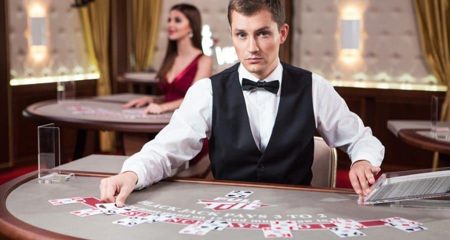 Livet som casinodealer